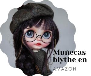 Banner Blythe Dools en Amazon
